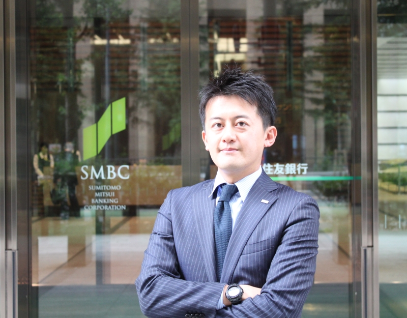SMBC cites overseas growth spur, Japanese cover quality